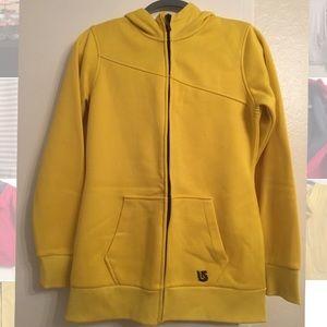BURTON water resistance fleece lined jacket